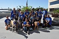 Dr. Arambulo Photos Lakewood - 201 5K9 cancer walk team