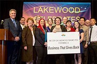Dr. Arambulo Photos Lakewood - Lakewood award
