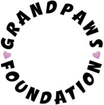 Grandpaws Foundation – 501C3 Tax deductable Non-profit Organization