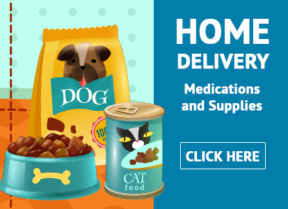 Home Delivery, Medications and Supplies
